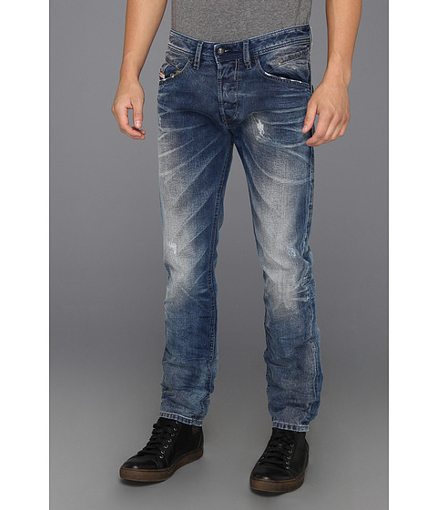 Blugi Diesel - Belther Tapered 816J - Denim