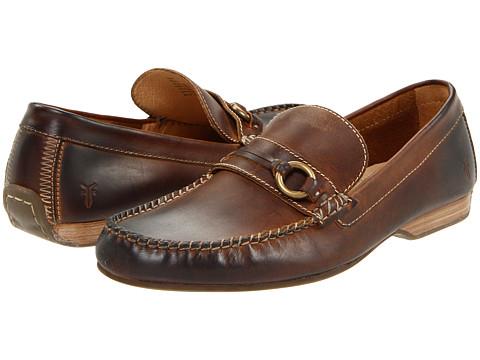 Pantofi Frye - Lewis Ring - Tan Antique Pull Up