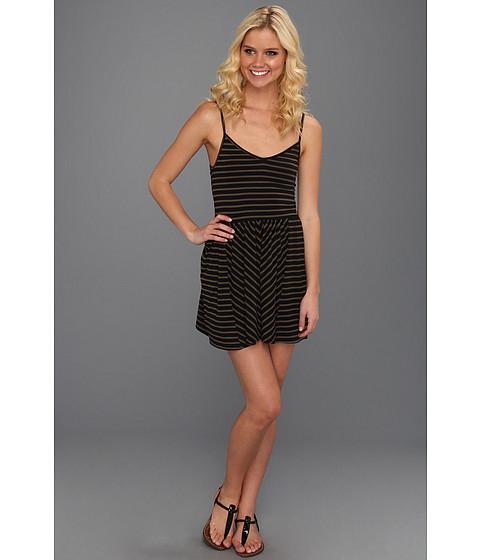 Rochii Billabong - Showin\ Ropes Dress - Off Black