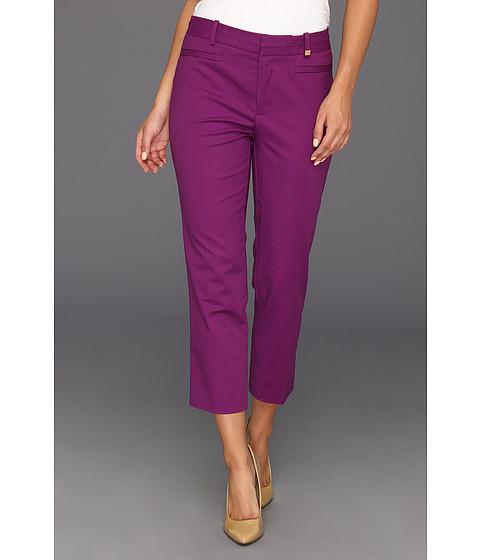 Pantaloni Calvin Klein - Crop Skinny Pant - Cordial