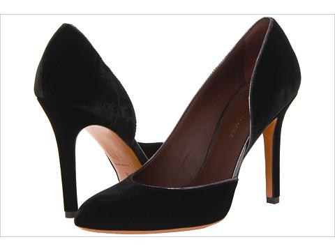 Pantofi BRUNO MAGLI - Sarah - Black Velvet