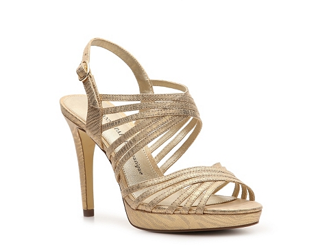 Sandale Adrianna Papell Boutique - Abbie Platform Sandal - Gold