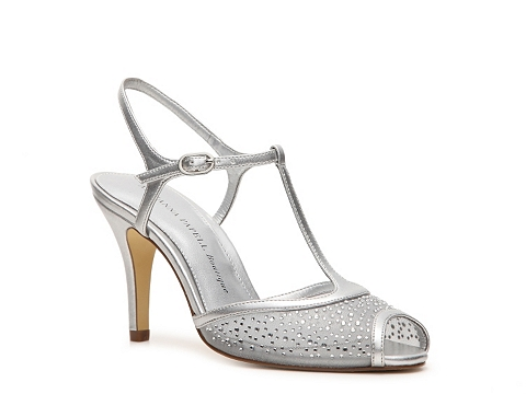 Sandale Adrianna Papell Boutique - Fidazzle Sandal - Silver