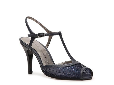 Sandale Adrianna Papell Boutique - Fidazzle Sandal - Navy