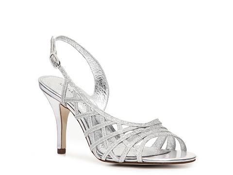 Sandale Adrianna Papell Boutique - Madlyn Sandal - Silver