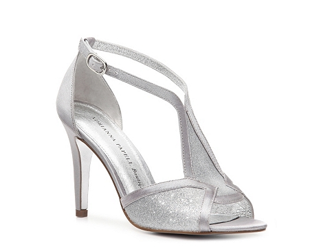 Sandale Adrianna Papell Boutique - Elisa Sandal - Silver