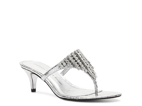 Sandale Adrianna Papell Boutique - Celena Sandal - Silver