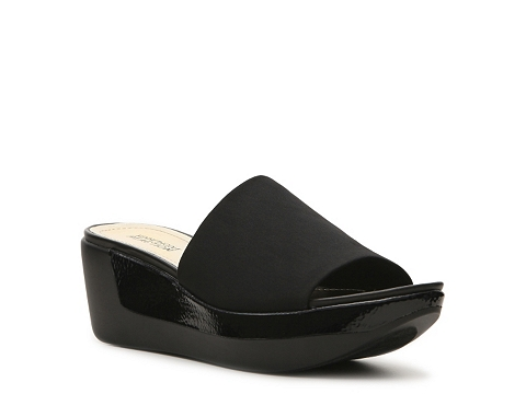 Sandale Kenneth Cole Reaction - One Time Wedge Sandal - Black