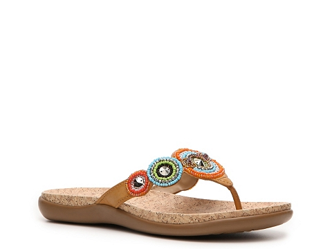 Sandale Kenneth Cole Reaction - Wear The Glam Flat Sandal - Multi brights