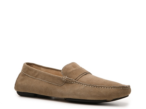 Pantofi Bacco Bucci - Stelvio Loafer - Taupe