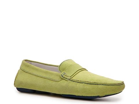 Pantofi Bacco Bucci - Stelvio Loafer - Lime green