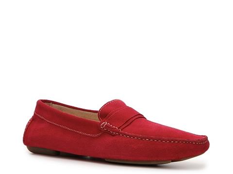 Pantofi Bacco Bucci - Stelvio Loafer - Red
