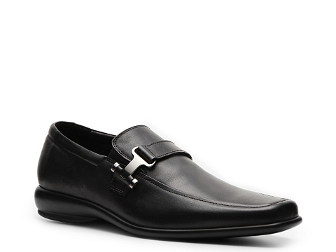 Pantofi Bacco Bucci - Greer Slip-On - Black