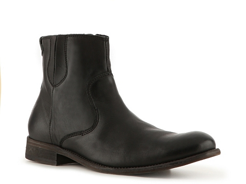 Ghete Bacco Bucci - Cotton Boot - Black