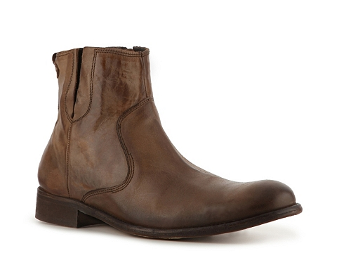Ghete Bacco Bucci - Cotton Boot - Burnished Tan