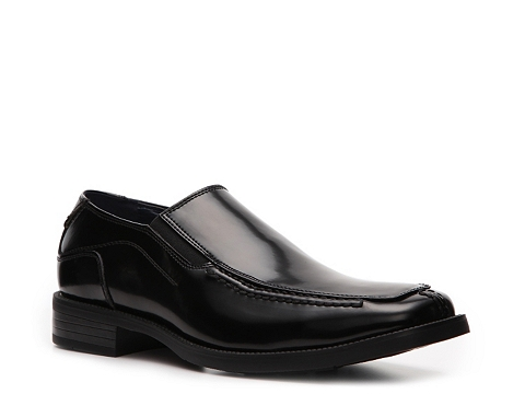 Pantofi Bacco Bucci - Crockett Slip-On - Black