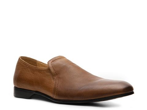 Pantofi Bacco Bucci - Corbett Slip-On - Tan