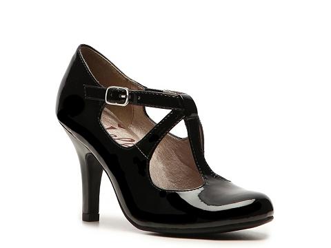 Pantofi Jellypop - Linz Pump - Black