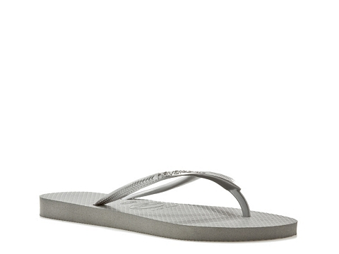 Sandale Havaianas - Slim Flip Flop - Silver