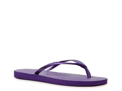 Sandale Havaianas - Slim Flip Flop - Violet