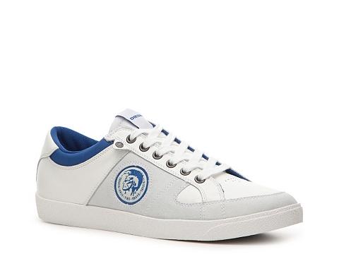 Adidasi Diesel - Urban Sneaker - White/Blue