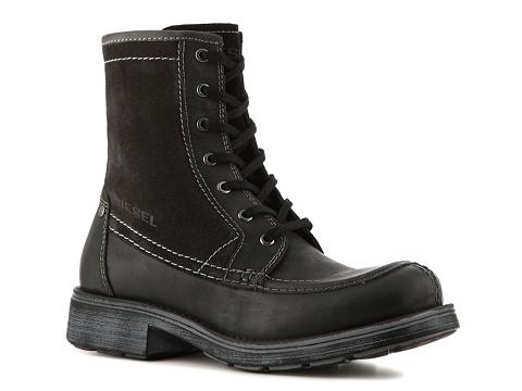 Pantofi Diesel - Agape Boot - Black