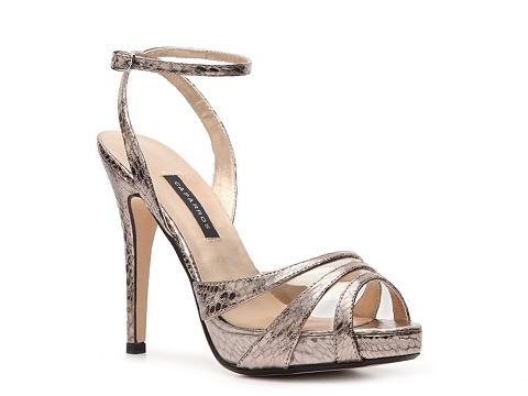 Sandale Caparros - Houston2 Platform Sandal - Bronze