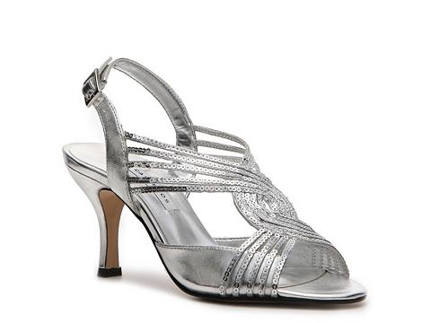 Sandale Caparros - Jasper Sandal - Silver