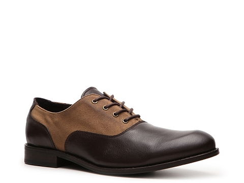 Pantofi Bacco Bucci - Carlin Oxford - Brown/Tan