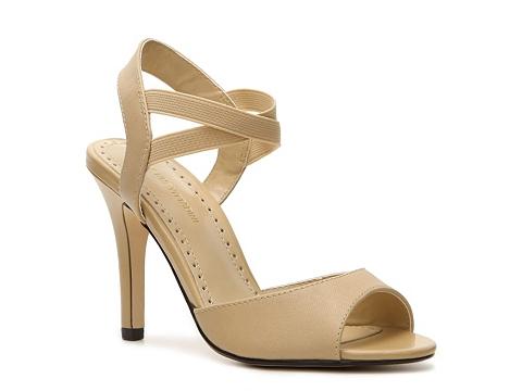 Sandale Adrienne Vittadini - Ghia Sandal - Nude