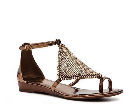 Sandale Fergie - Tennessee Wedge Sandal - Bronze