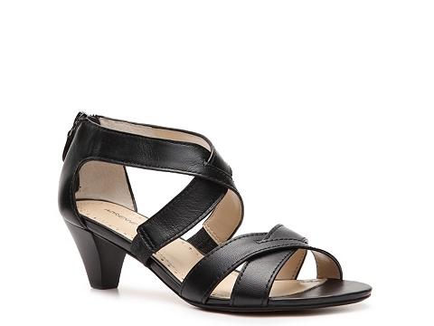 Sandale Adrienne Vittadini - Chara Sandal - Black