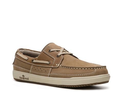Pantofi Margaritaville - Anguilla Boat Shoe - Tan/Beige