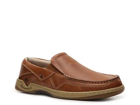 Pantofi Margaritaville - Havana Slip-On - Cognac