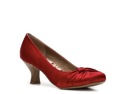 Pantofi Jellypop - Foy Pump - Red