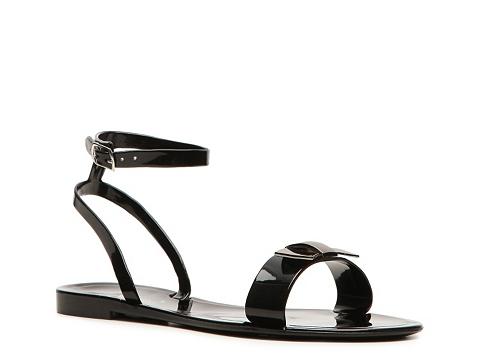 Sandale BootsiTootsi - Isabella Flat Sandal - Black