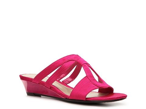 Sandale Ann Marino - Dance Wedge Sandal - Pink