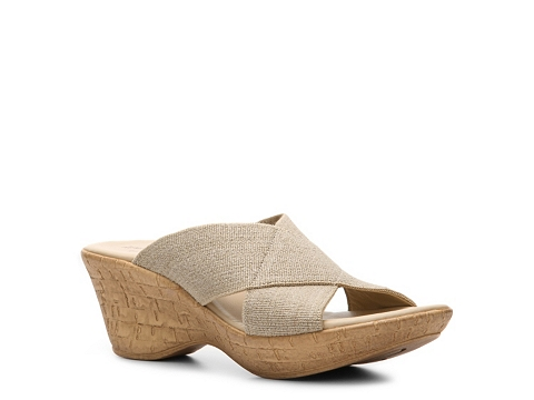 Sandale Athena Alexander Studio Direct - Crissy Wedge Sandal - Khaki