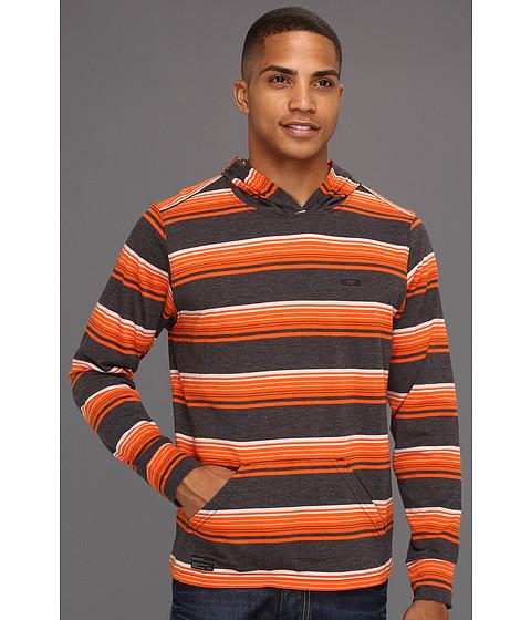 Bluze Oakley - Ray-Finned Lightweight Hoodie - Red Orange