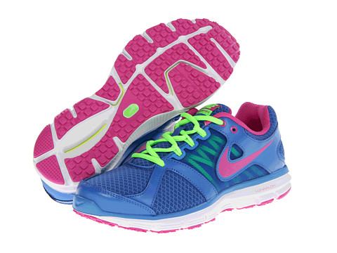 Adidasi Nike - Lunar Forever 2 - Distance Blue/Flash Lime/White/Club Pink