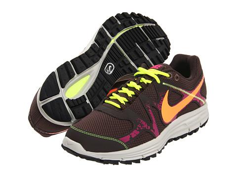 Adidasi Nike - Lunarfly+ 3 Trail - Ridgerock/Black Tea/Fireberry/Total Orange