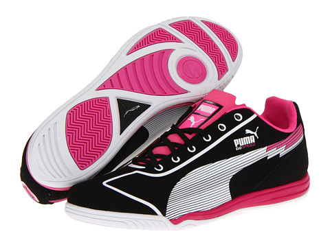 Adidasi PUMA - evoSPEED Star Wn\s - Black/White/Fluo Pink