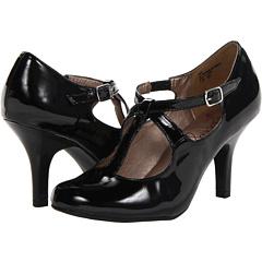 Pantofi Jellypop Linz Black Patent | mycloset.ro