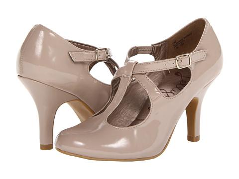 Pantofi Jellypop - Linz - Nude Patent