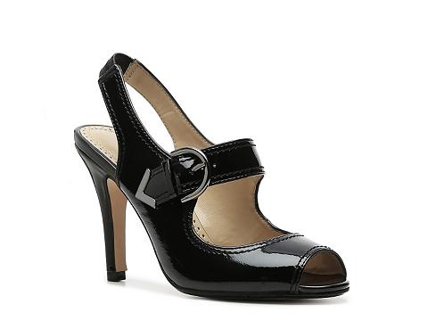 Pantofi Adrienne Vittadini - Glendale Pump - Black