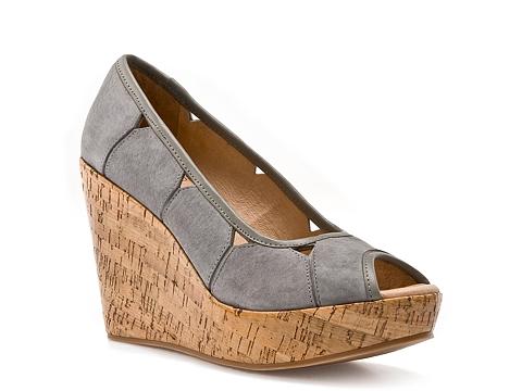 Pantofi Envy - Mad House Wedge - Grey
