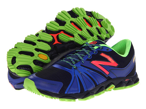 Adidasi New Balance - WT1010v2 - Blue/Green