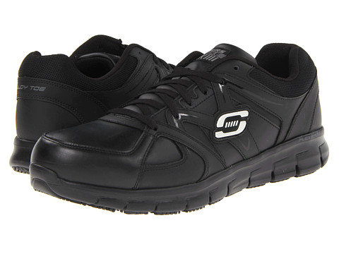 Adidasi SKECHERS - Sure Gripper - Black