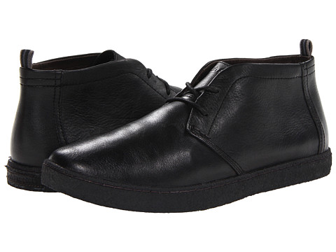 Ghete Hush Puppies - Lockout Chukka PL - Black Leather