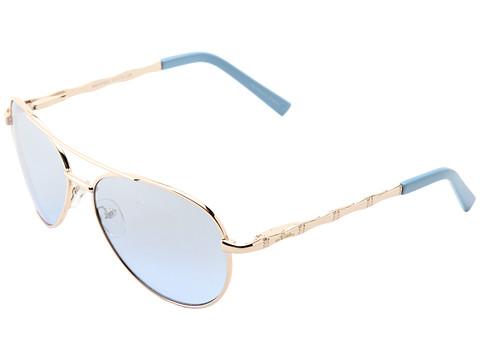 Ochelari Lilly Pulitzer - Amelia - Gold/Pastel Blue/GD Smoke Blue